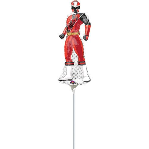 Power Rangers Mini Shape Flat